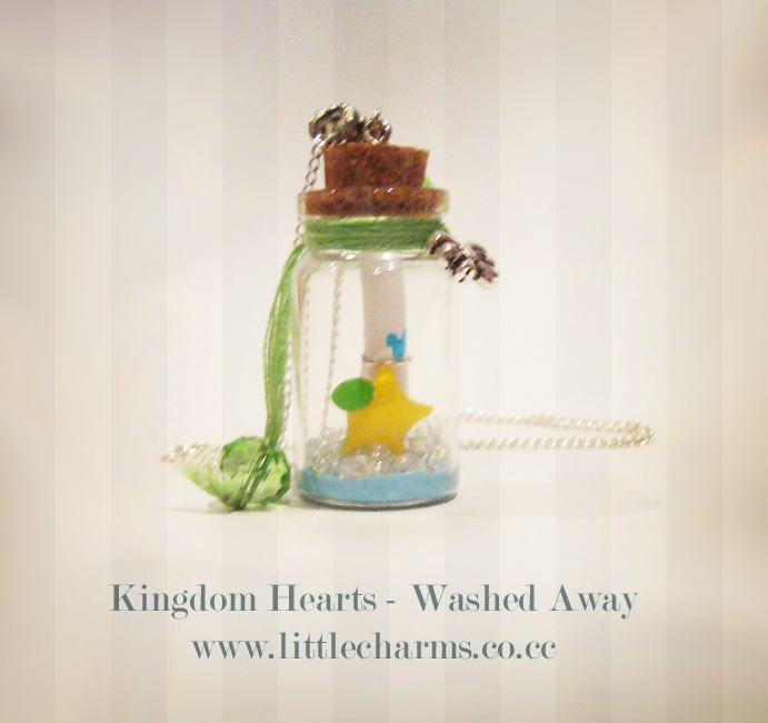 Kingdom Hearts - Washed Away by LittleCharms