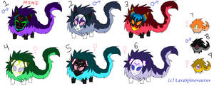 Mask Fluff Adoptables [4/9 OPEN]
