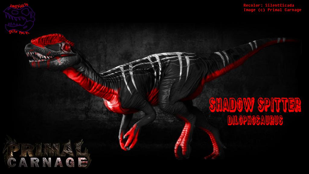 dilophosaurus primal carnage - photo #37