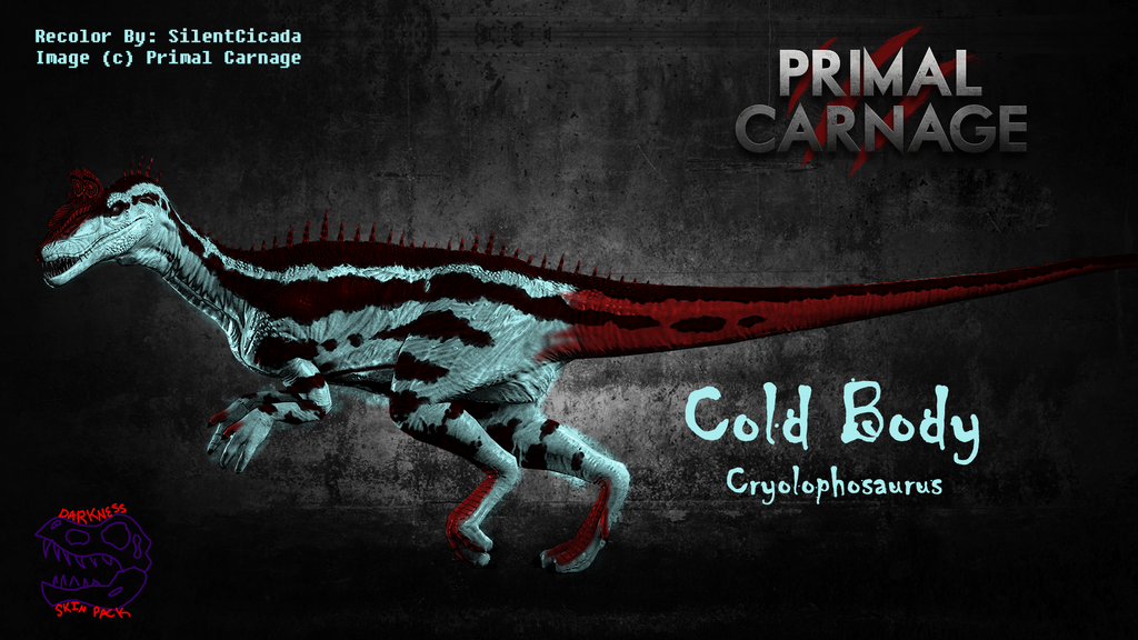 Primal Carnage Darkness - Cold Body Cryo by ...