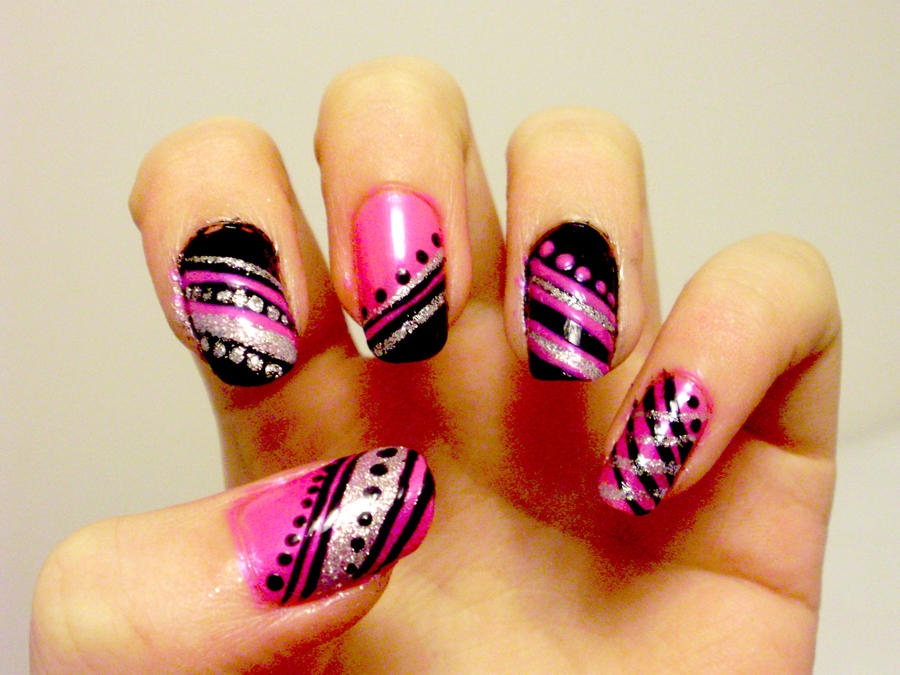 New Nail Art Design Download To Bend Light