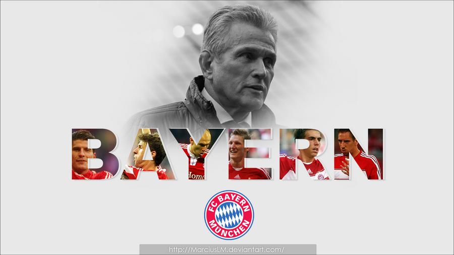 FC Bayern Munchen WALLPAPER By MarciusLM