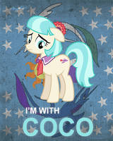 I'm With Coco by CrankyDoodle