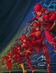 Flash-evolution