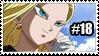18 stamp