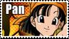 Pan stamp