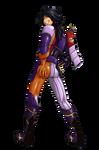 Rokurou in the herosuit 03
