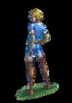 Link in the herosuit 03