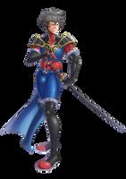 Fire Emblem 'Heroes' Lon'qu by midorimushiG