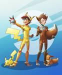Pokeman let's go!
