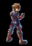 Sora in Vanitas suit 02