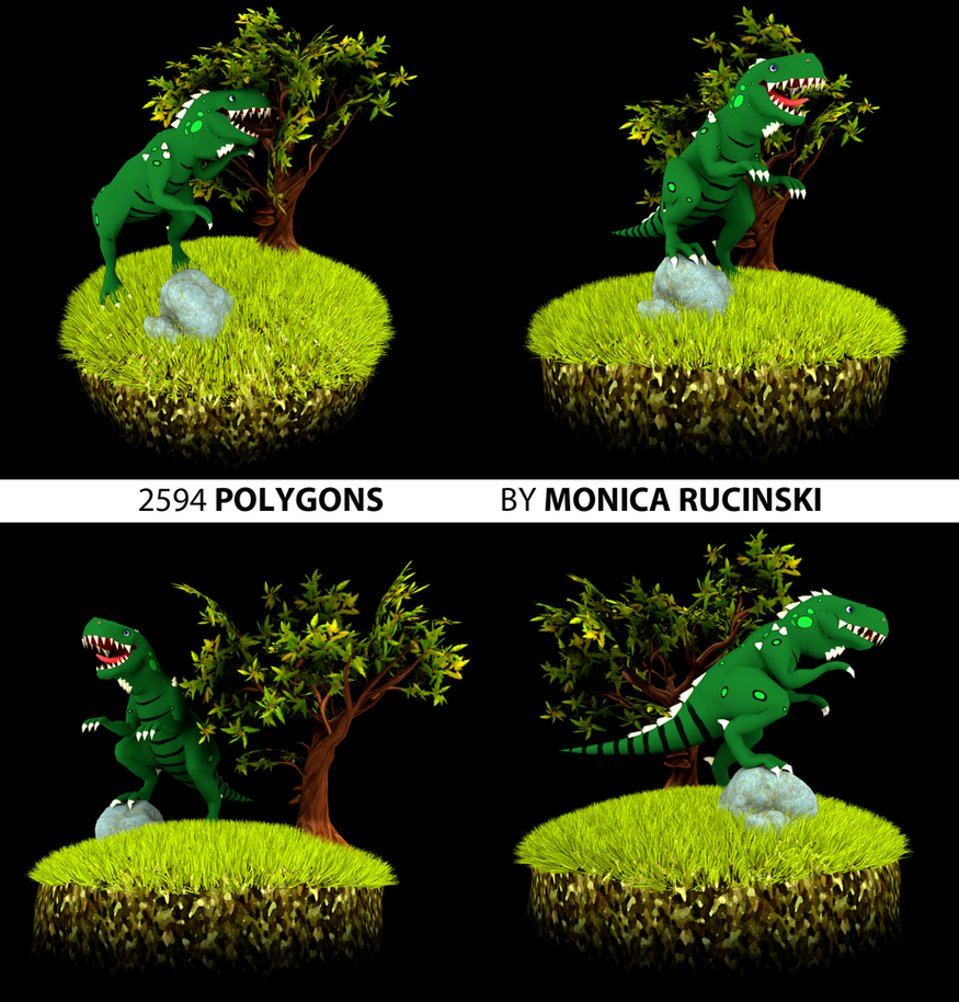 Iggy-Rex by MRCopyCat