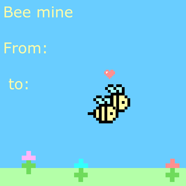 Valentines card by Alexjsgp78