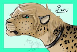 Ressy (Gift) by Kouvinxx