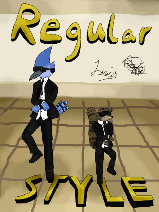 Regular Style by Broart888