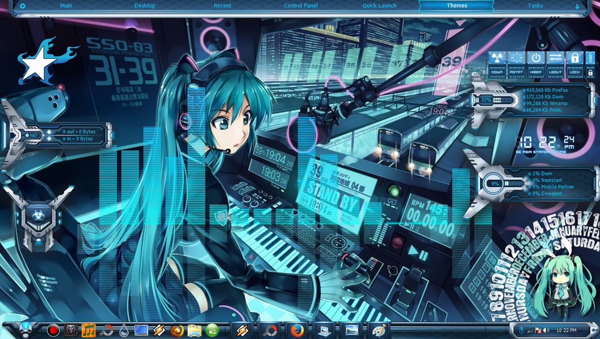 wallpaper 1360x768 hd anime