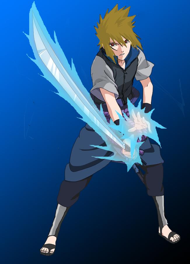 Chidori Light Blade (kusanagi sword ) by Kchiel0407 on ...