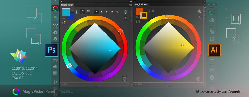 how to change the colour of your background on photoshop