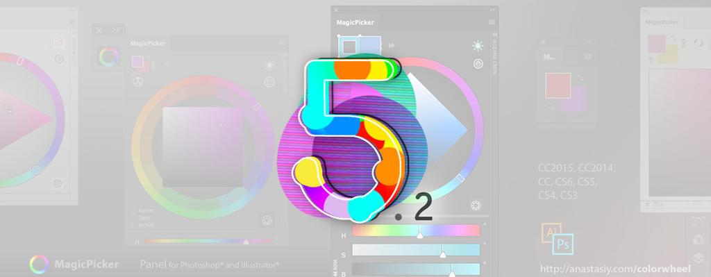 MagicPicker 5.2 is the most perfect MagicPicker by Anastasiy
