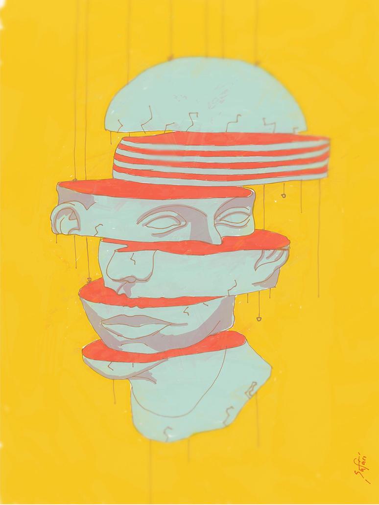 Sliced I by Anastasiy