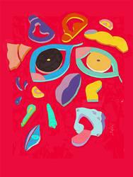 Fragments VIII by Anastasiy