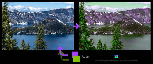 MagicTints 1.3 - better color matching for PS, AP