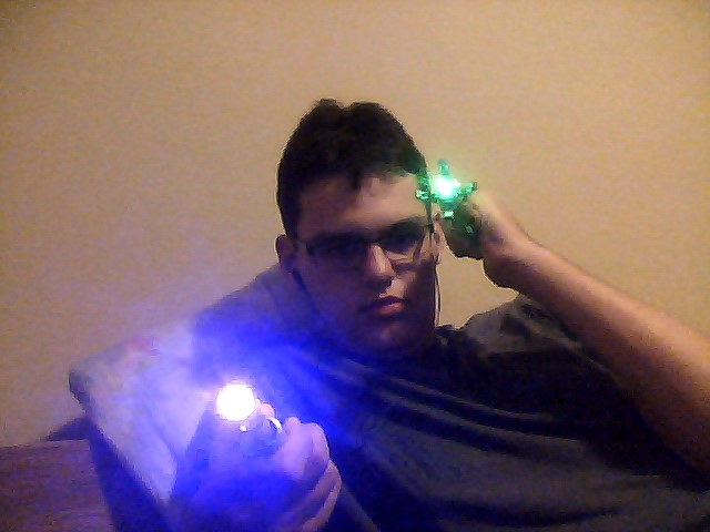 i got 2 sonic screwdrivers by commanderchristian