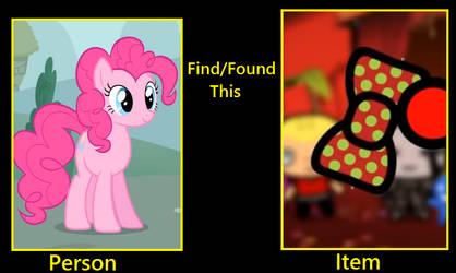 What if Pinkie Pie finds 'The Cursed Tie'?