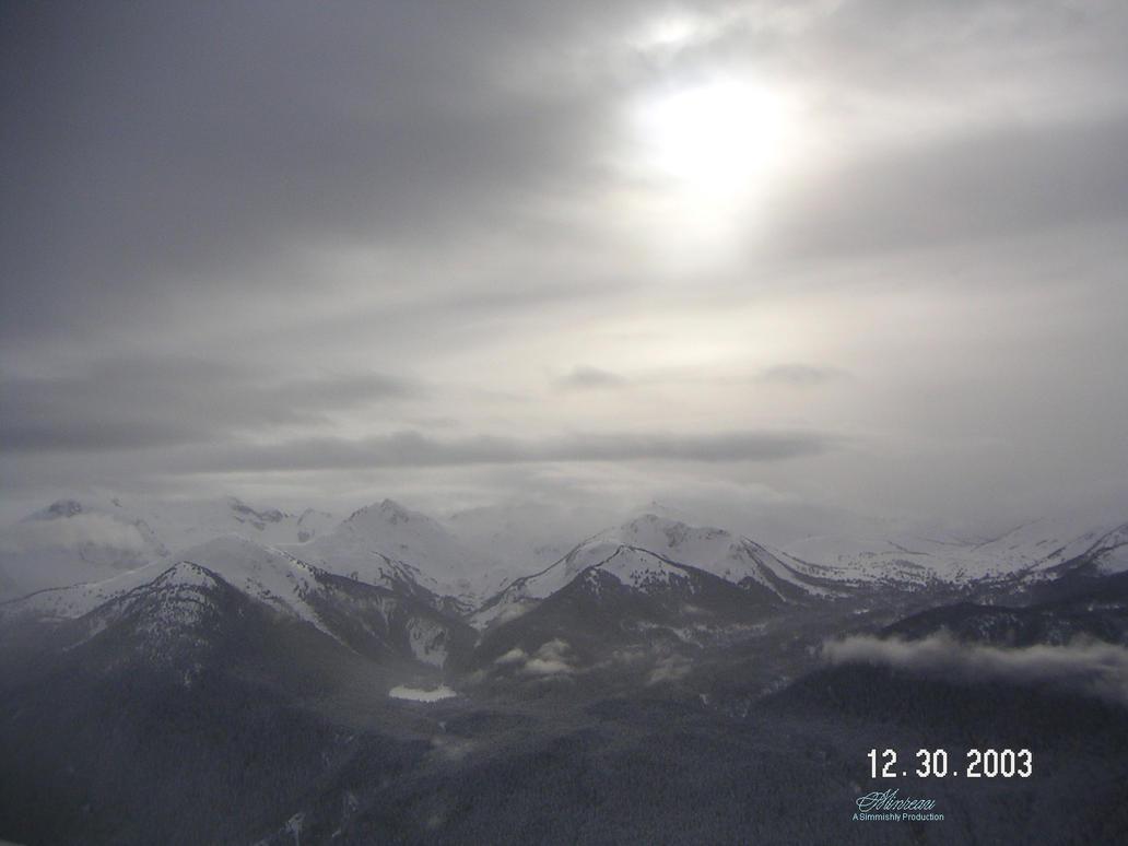 Whistler Mountain by minreau