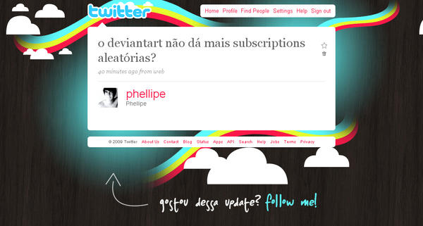 twitter background by pickmechoosemeloveme