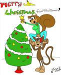 Christmas Postcard number 2