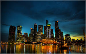Singapore HDR by 69efan69