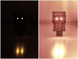 danbo glow by 69efan69