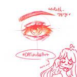 wOaH- ugly eye