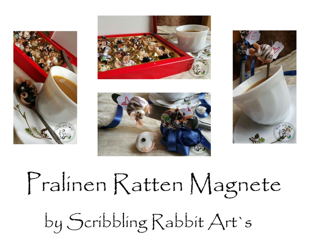 Chocolate Rats by ScribblingRabbit-Art