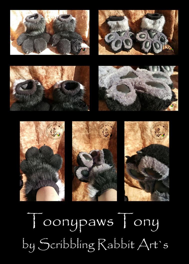 Toonypaws Tony by ScribblingRabbit-Art