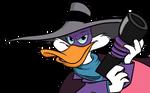 Darkwing Duck - headshot