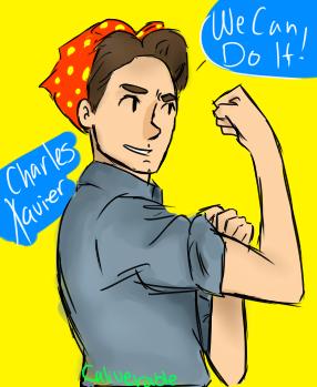 Charles the Riverter by AvengersAssembling