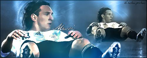 [J36] - Real Madrid Vs FC Barcelona Leo_Messi_by_Bactu