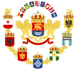 Greater Coat of Arms of the Empire of the Trident