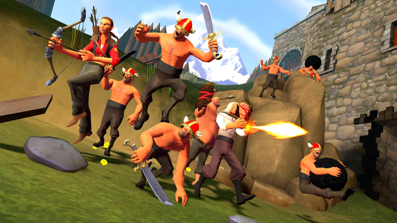 Clash of Clans (TF2) by Grido555 on DeviantArt
