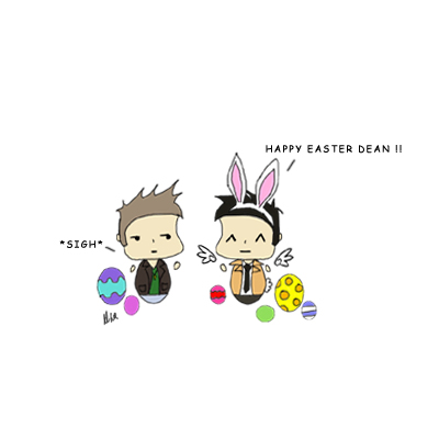 Happy Easter by mishlee