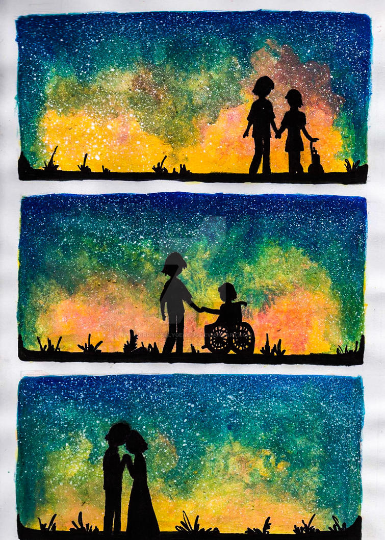 The Fault in our Stars by Orphicallygenous