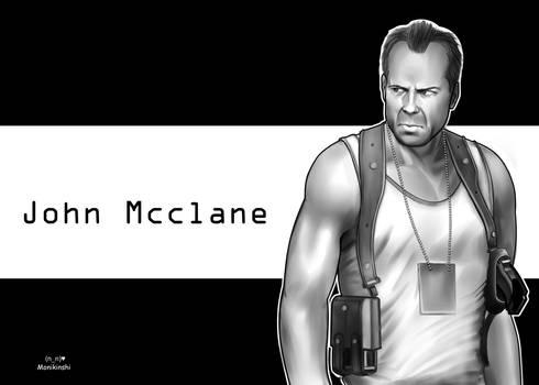 Jhon Mcclein