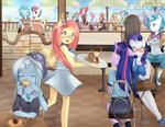 Celestia's Cafe