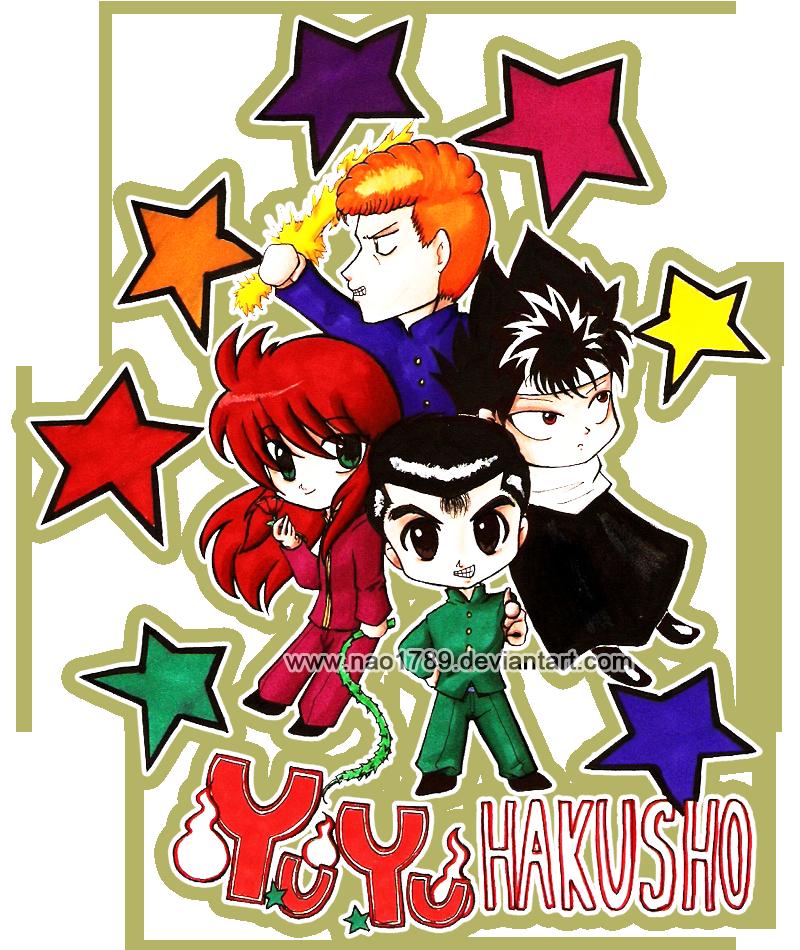 Yu yu hakusho group