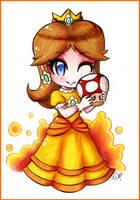Princess Daisy -P.C.- by nao1789