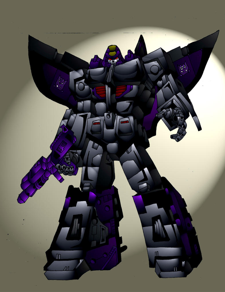 ASTROTRAIN COLOR by Mjones456 on DeviantArt