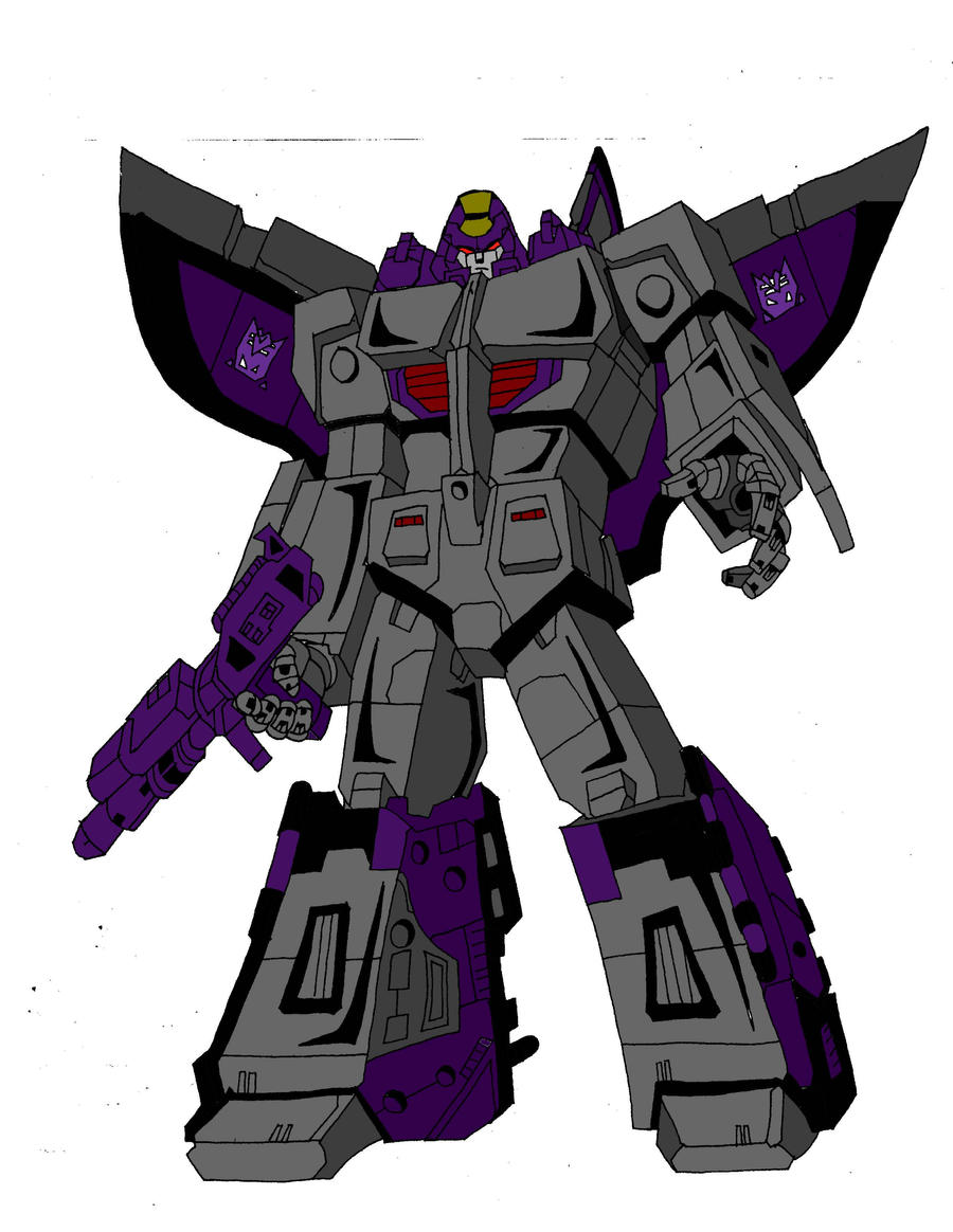 ASTROTRAIN COLOR 1 by Mjones456 on DeviantArt