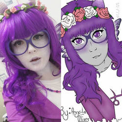 Cosplay drawing 2016 by Angela-Is-A-Mess
